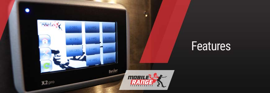 Mobile Range Technologies Features